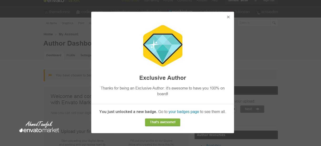 Become an author today