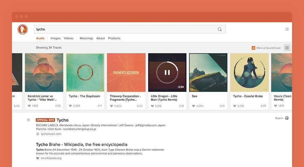 9 مواقع بحث تحمل مزايا لا يوفرها جوجل - صدى التقنية
