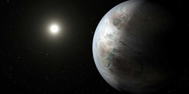 تصور لكوكب الأرض 2