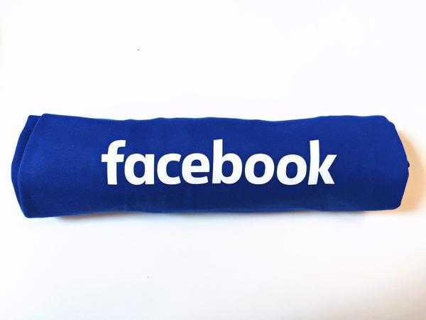 شعار فيس بوك facebook يحصل على تصميم جديد - صدى التقنية