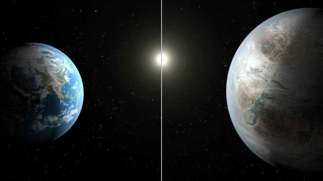 الأرض 2 والأرض