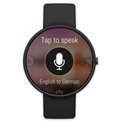 يدعم مايكروسوفت Translator ساعات اليد الذكية