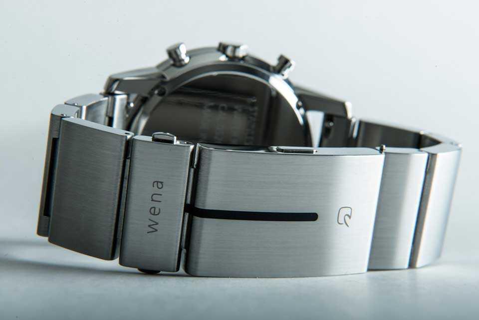 ساعة يد ذكية جديدة من سوني