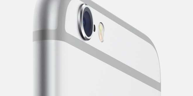 كاميرا ايفون 6 بلس