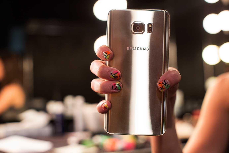 Galaxy Note 5 جالاكسي نوت 5: المواصفات والمميزات والسعر - صدى التقنية