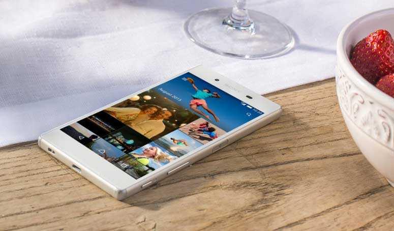 Xperia Z5 اكسبيريا زد5: المواصفات والمميزات والسعر - صدى التقنية