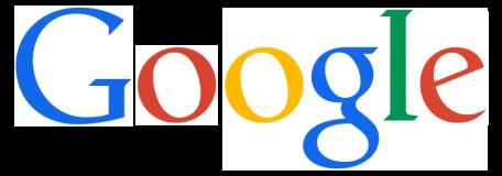 شعار جوجل 2014 المسطح
