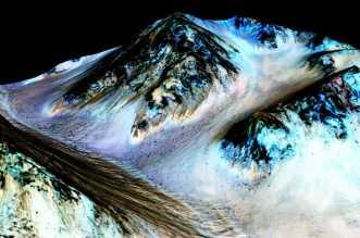 ماء المريخ