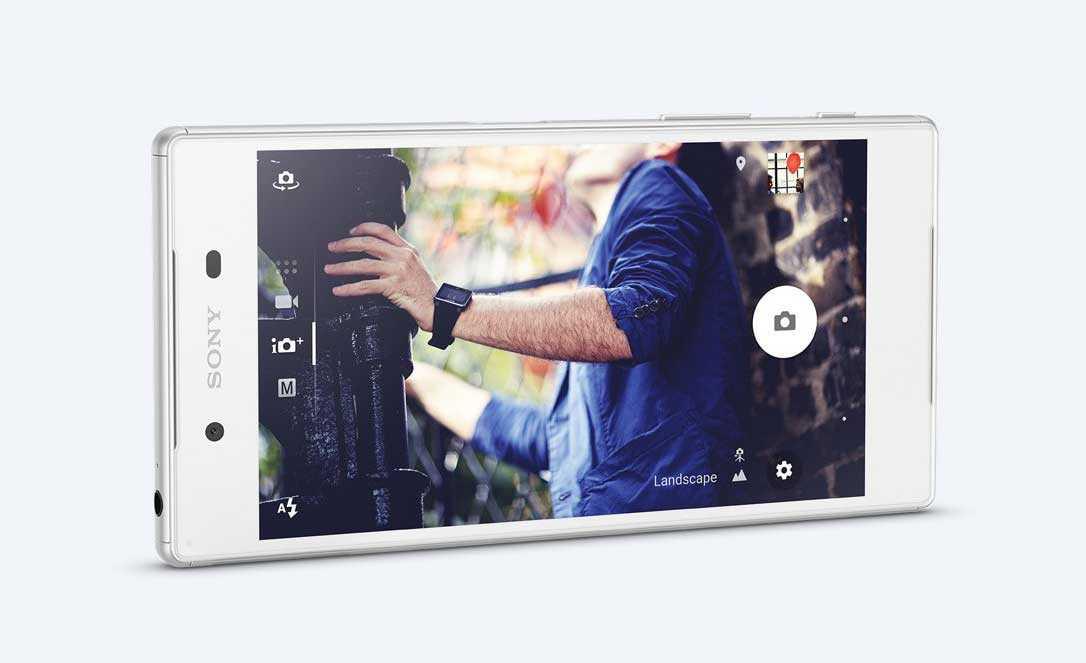 يحمل Xperia Z5 مستشعر لبصمات الأصابع