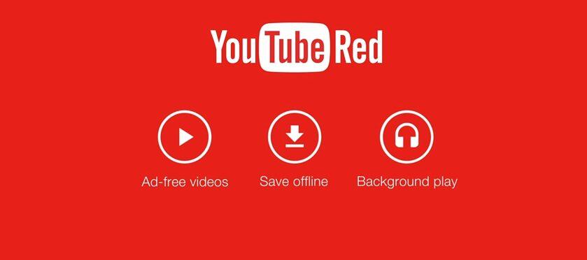 يوتيوب ريد youtube red