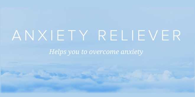 anxiety-reliever