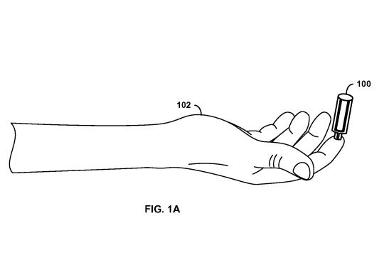 جوجل تطور جهازا لسحب الدم دون إبرة google-blood-drawer.