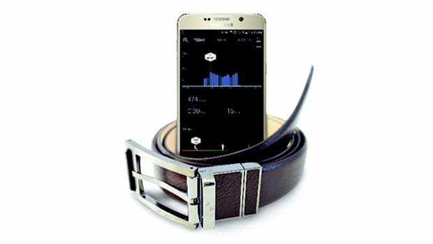 Samsung-Welt حزام ذكي