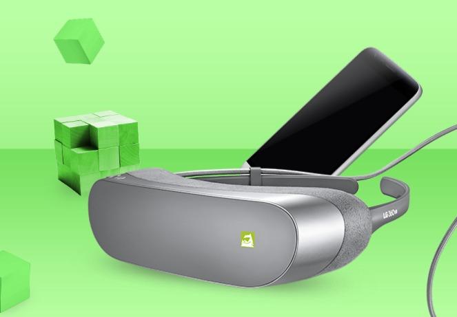 LG VR - LG Friends