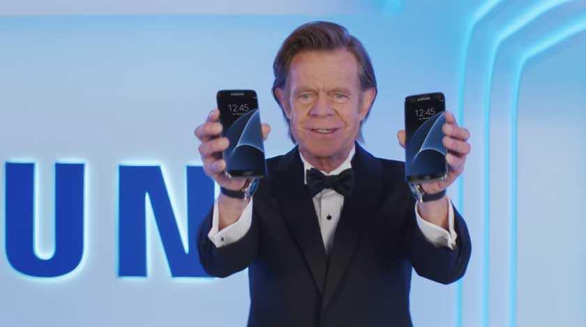 إعلان الاوسكار 2016 لهاتف سامسونج جالاكسي S7