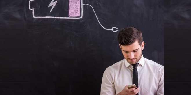 الطريقة الصحيحة لشحن بطارية هاتفك