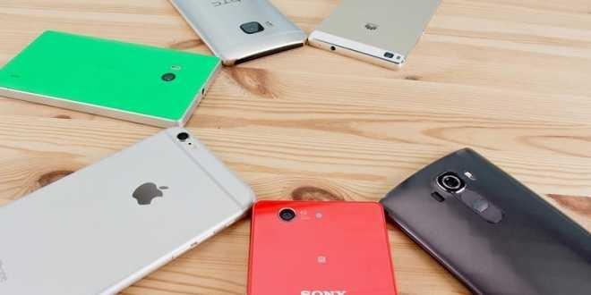 أفضل الهواتف الذكية في عام 2016