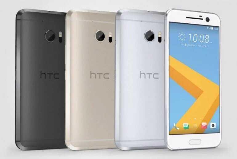 الوان HTC 10