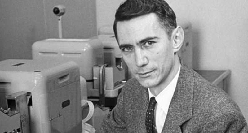 claude-shannon- كلود شانون