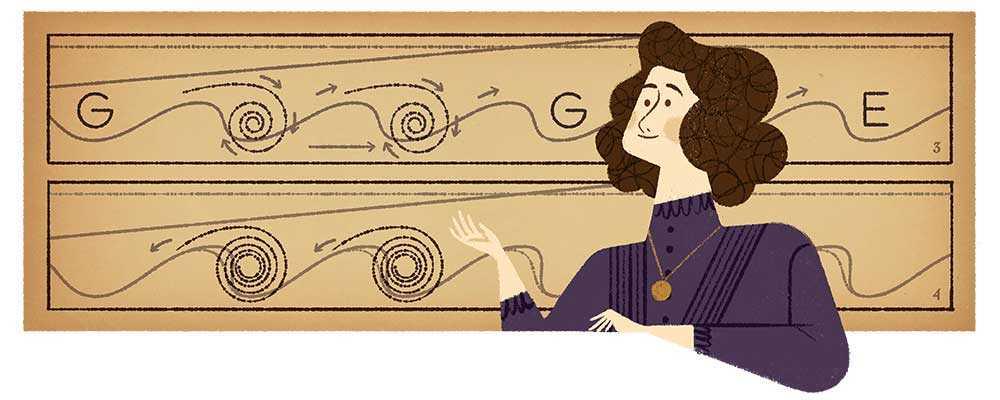 جوجل تحتفل بذكرى ميلاد هيرثا ماركس أيرتون