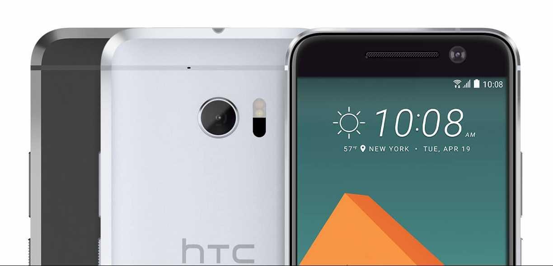 تصميم HTC 10