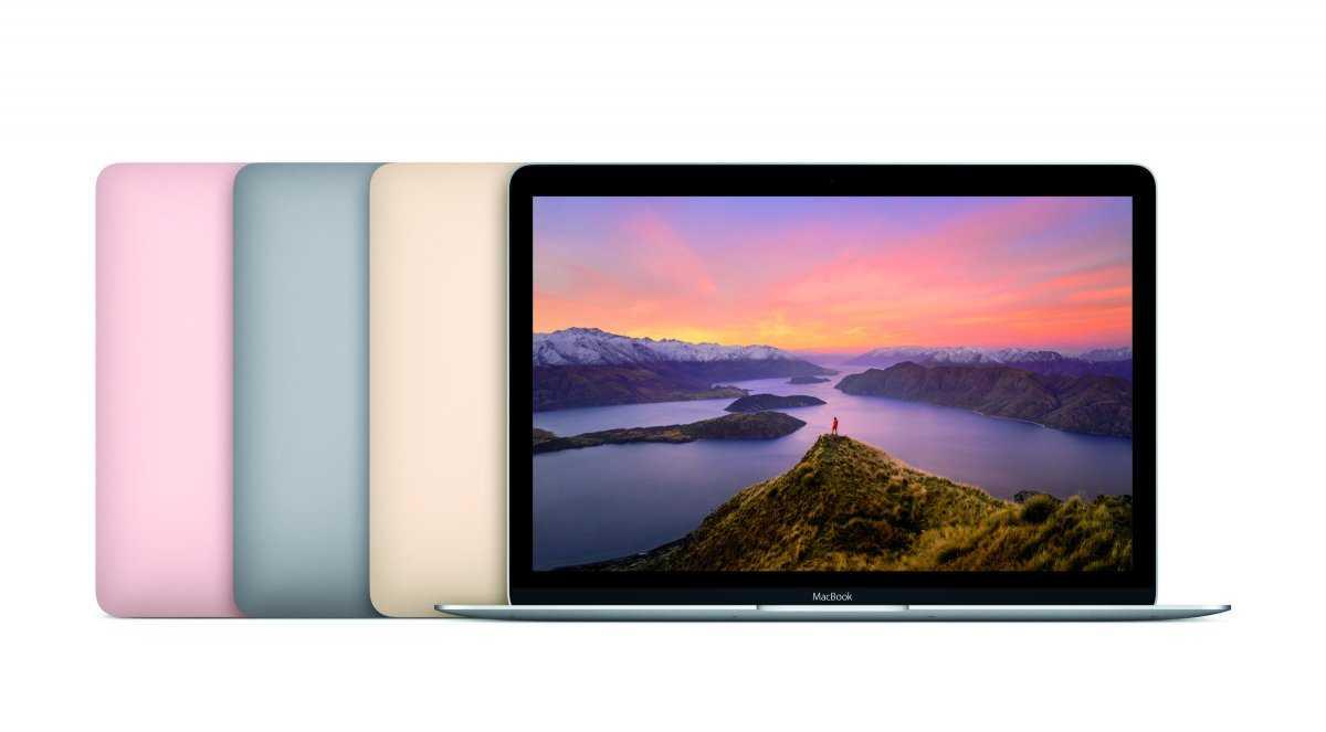آبل تعلن عن إصدار جديد من Macbook ماك بوك بمعالج أقوى