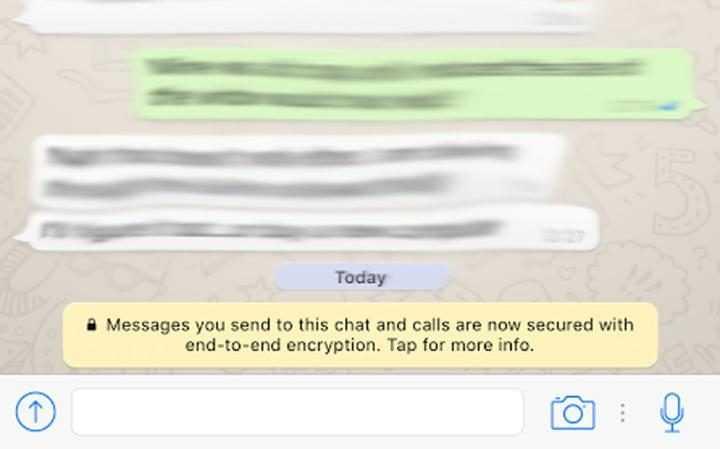 Whatsapp أكثر أمانا الآن لجميع المستخدمين