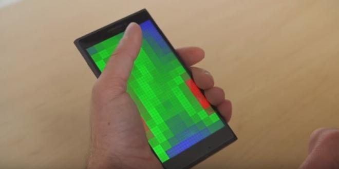 تقنية جديدة من مايكروسوفت للتحكم في الهواتف دون لمس الشاشة