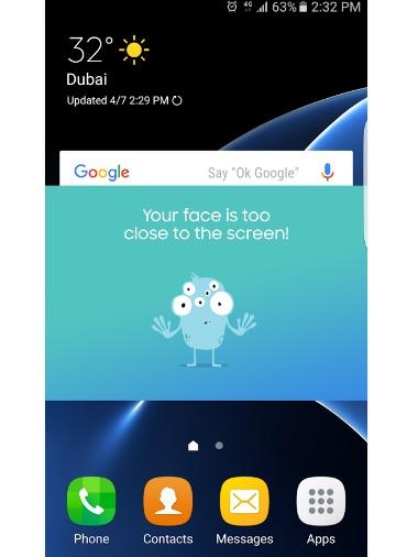 Samsung Safety Screen تطبيقات Android على Google Play