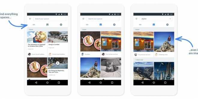 Spaces: تطبيق اجتماعي جديد من جوجل