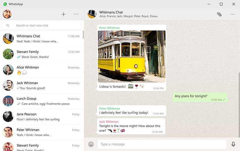 Whatsapp واتس اب تطلق تطبيقها لأجهزة ويندوز وماك