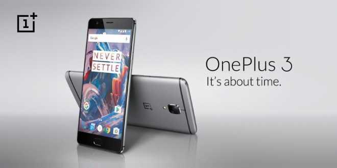 OnePlus 3 وان بلس 3: المواصفات والمميزات والسعر
