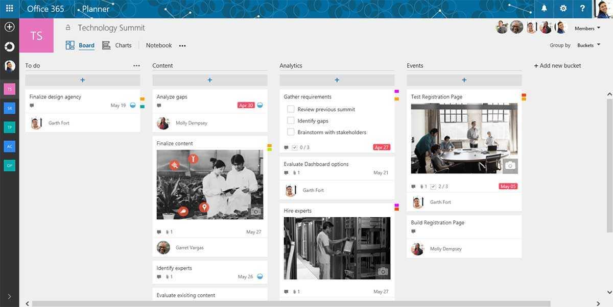 Planner: تطبيق جديد لإدارة المشروعات من مايكروسوفت