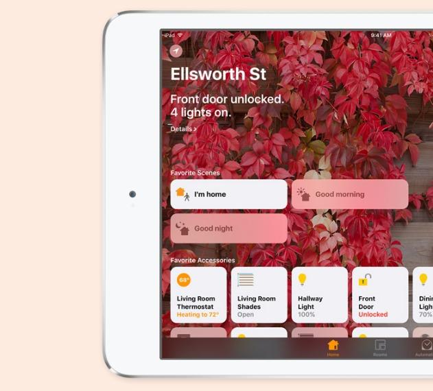 iOS 10 -home-app
