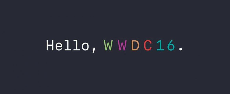 WWDC 2016 : ملخص شامل لأبرز ما أعلنت عنه آبل