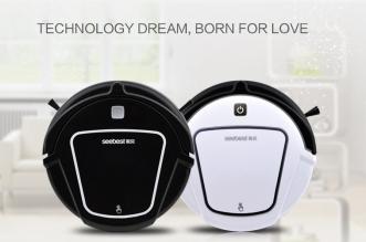 Seebest D730: روبوت ذكي لتنظيف المنزل بسعر 119 دولار