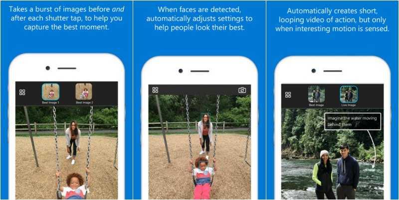 مايكروسوفت تقول أن Microsoft Pix أذكى تطبيق كاميرا