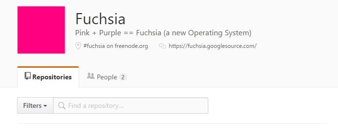 Fuchsia · GitHub