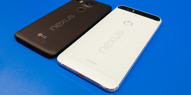 جوجل تتخلى عن علامتها التجارية Nexus في هواتفها المقبلة