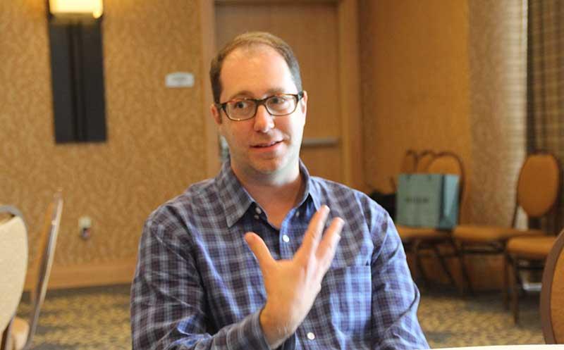 Craig Silverstein أول موظف في شركة جوجل