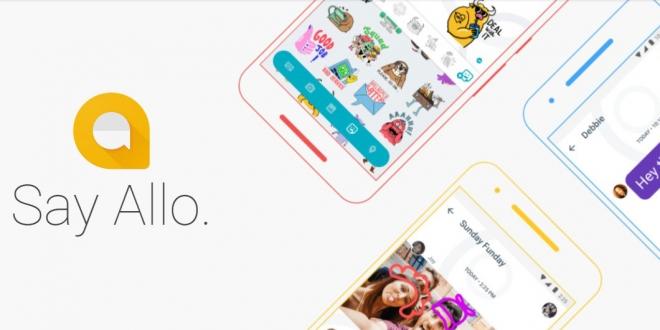 Allo: تطبيق تراسل فوري ذكي جديد من جوجل متوفر الآن لأندرويد وآيفون