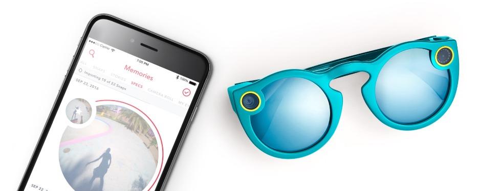 كيف يجد المستخدم مقاطع الفيديو التي التقطها Snaps على هاتفه؟