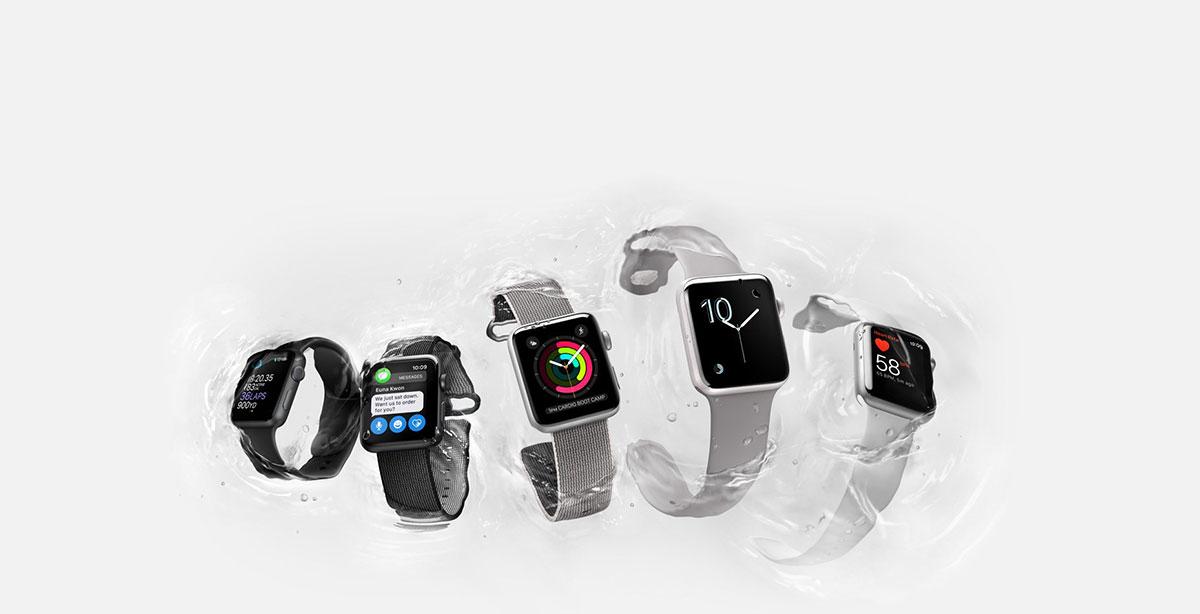 346fe151a Apple Watch Series 2: مميزات ومواصفات وسعر ابل ووتش 2 - صدى التقنية