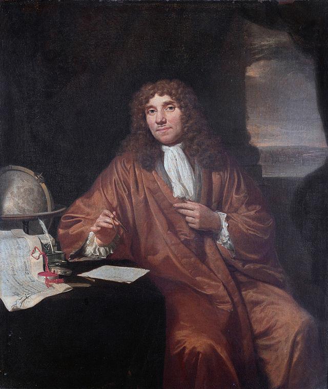 أنطوني فان ليفينهوك Antoni van Leeuwenhoek