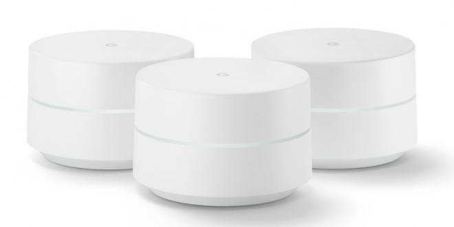 Google Wifi : راوتر لاسلكي جديد من شركة جوجل
