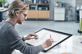 Surface Dial: أداة جديدة مبتكرة من مايكروسوفت للتفاعل مع الكمبيوتر
