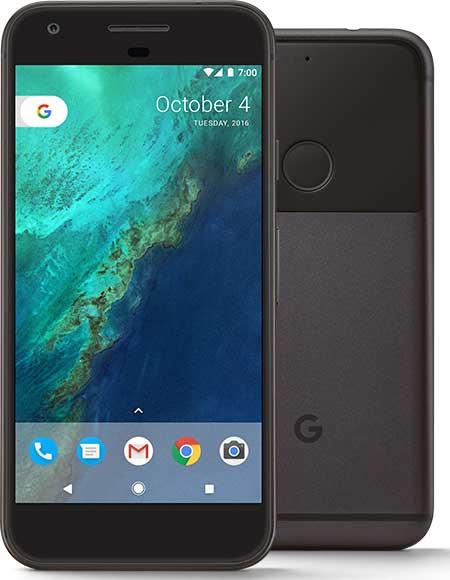 black-google-pixel