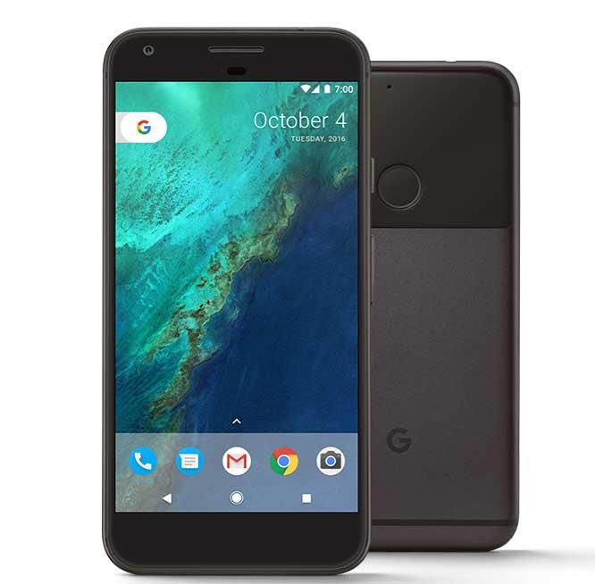تصميم Google Pixel XL