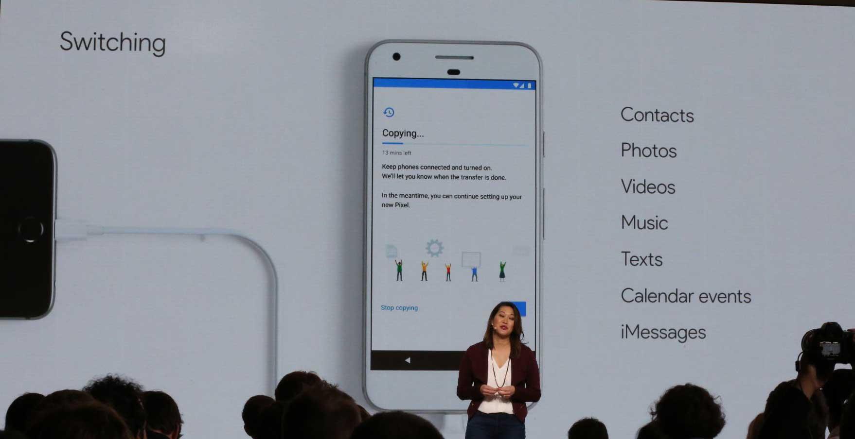 pixel-to-iphone