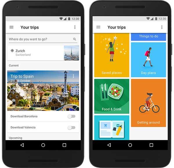 تطبيقات السفر لهواتف الأندرويد والآيفون